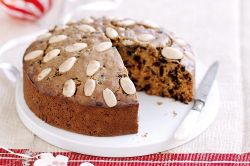 HFG Christmas cake