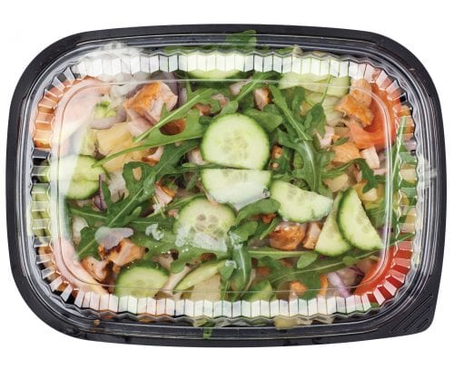 Relax, food in packaging is safe