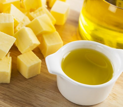 Everyday choices: Butter or canola oil?