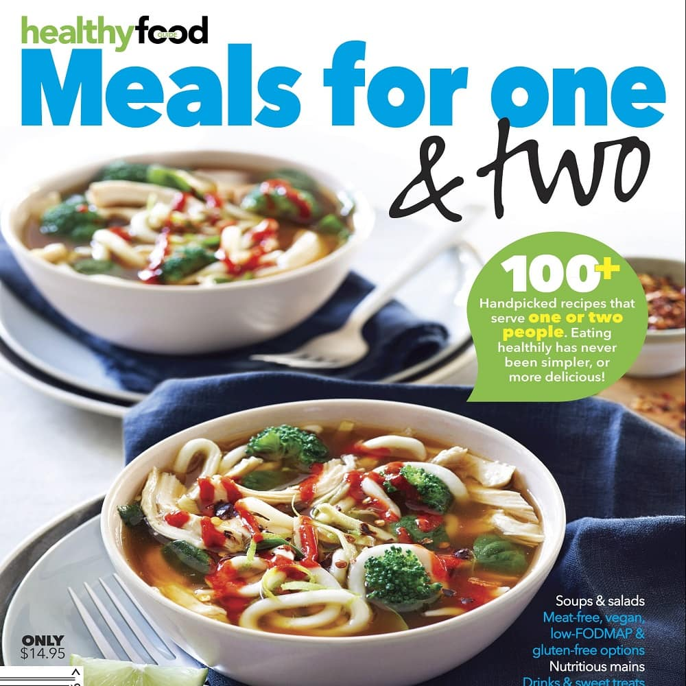 Meals for one two healthy food guide forumfinder Images