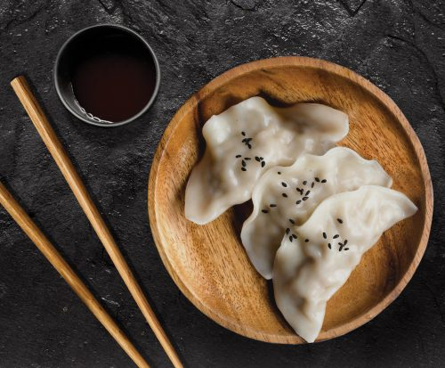How to choose frozen dumplings