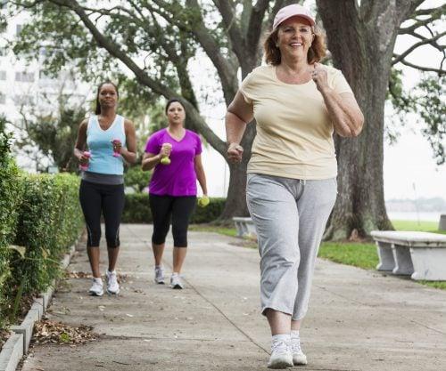 Beginner's weight-loss exercise plan