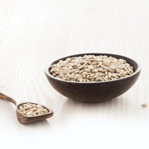 Try this: Sunflower seeds