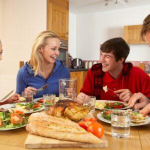 7-day menu plan for families