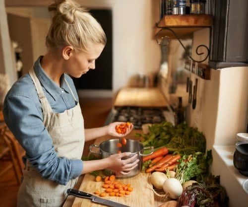 7-day meal plan for singles