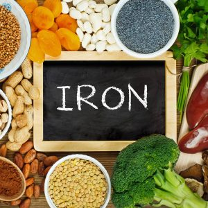 How to get more iron in your day