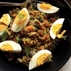 Kind-of kedgeree