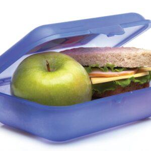 Munch a school lunch