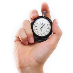 Eat slowly and lose weight