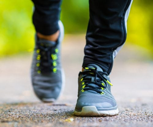Walk yourself fit 10-week plan