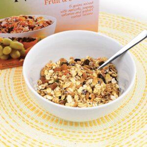 Portion distortion: Cereal