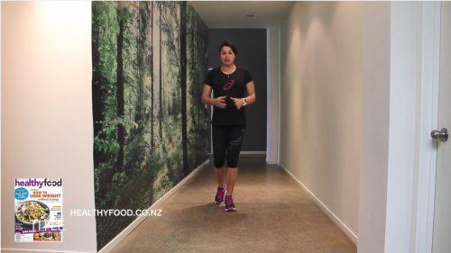 The best walking technique