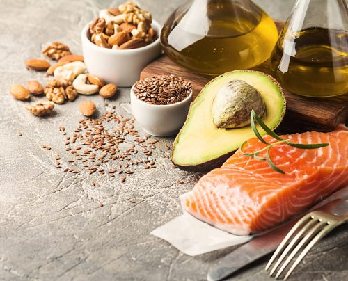 Smart swaps: Saturated fat