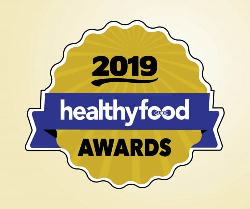 Enter the Healthy Food Guide Awards 2019