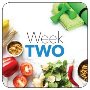 Kick-start plan: Week 2