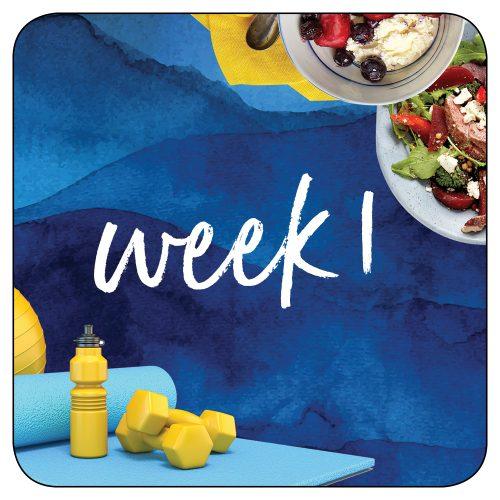 Kick-start plan: Week 1