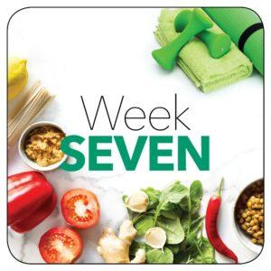 Kick-start plan: Week 7