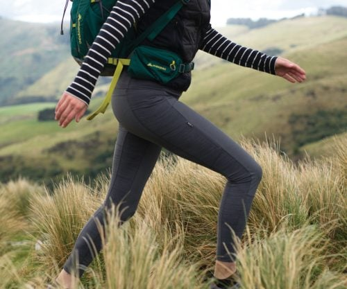 Light and right hiking for Kiwis