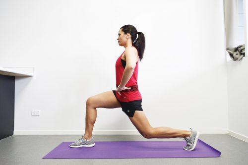 Kick-start exercise plan: Weeks nine to twelve