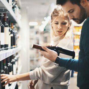 Label detective: Alcohol labelling