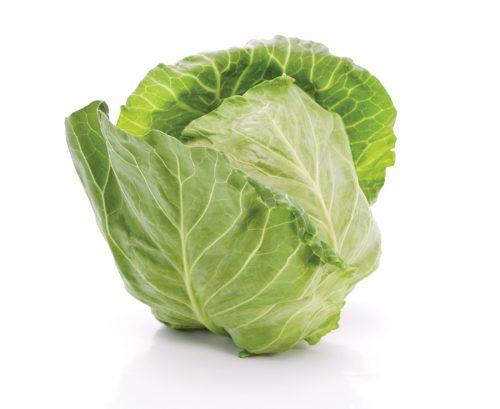 Cabbage keeps you strong