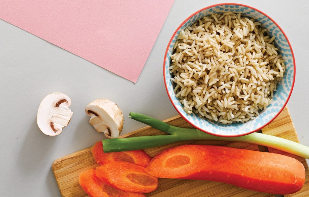 kids basic rice healthy food guide
