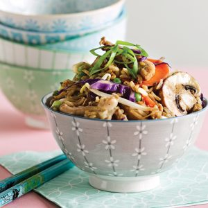 Kids' fried rice