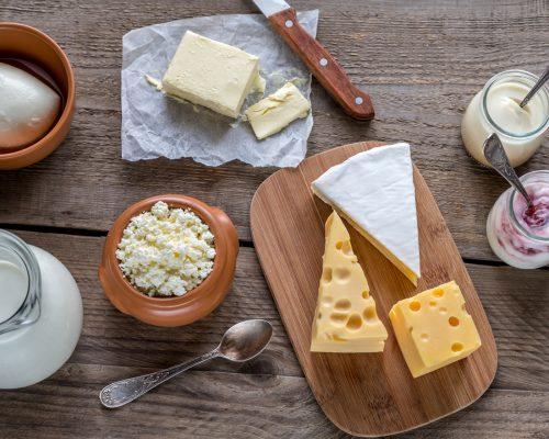 Smart swaps: Dairy