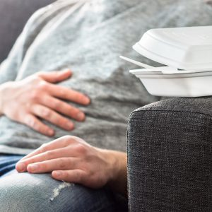Science update: Why overeating makes you sleepy?