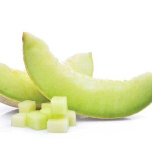 In Season mid summer: Prince melon, blackcurrants