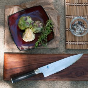 Win a Shun Classic knife for your kitchen!