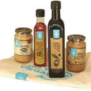 Win with Chantal Organics