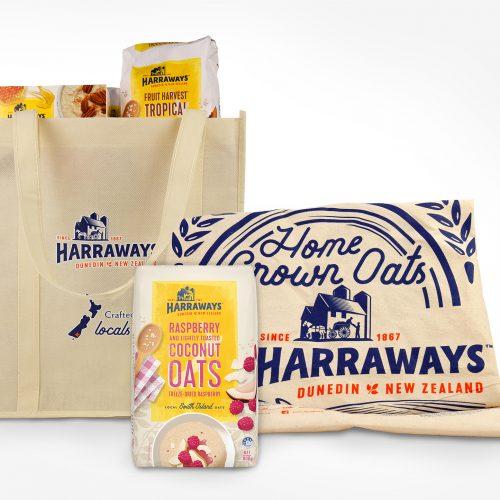Win with Harraways