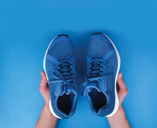 Could you swap your medication for trainers?