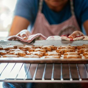 From burnout to balance: The benefits of baking