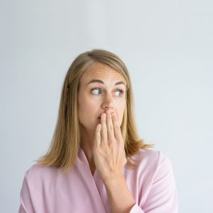 Oral health: How to help bad breath naturally