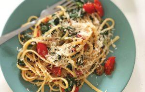 Vege spaghetti