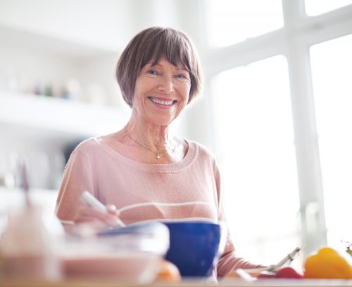 Healthy ageing: Managing dry mouth symptoms
