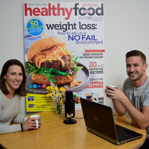 Episode 1: Diets trends: What's the right diet for me? (Claire Turnbull)
