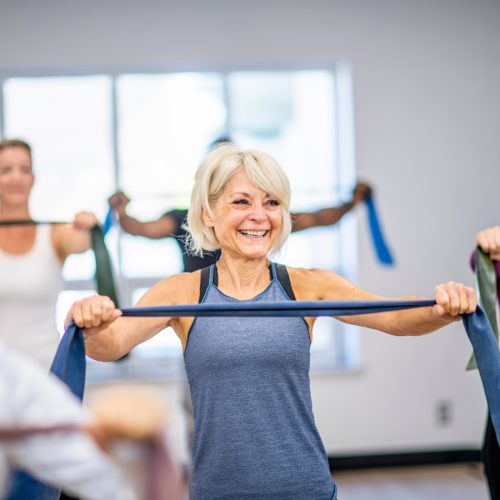 Editor's letter: Strength and ageing