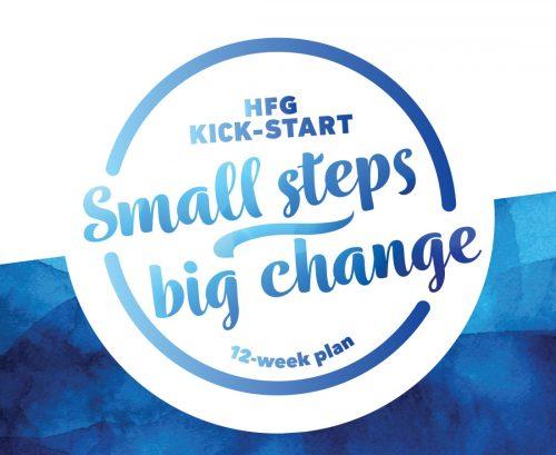 12-week Kick-start plan