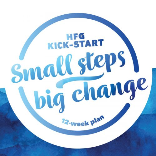 Sign up for the Kick-start Motivator