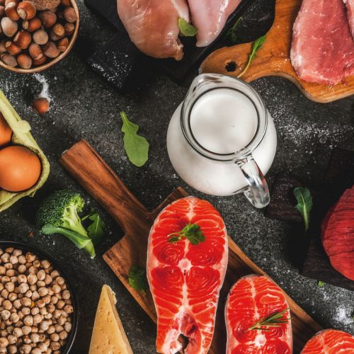 New advice on meat, dairy and eggs for heart health