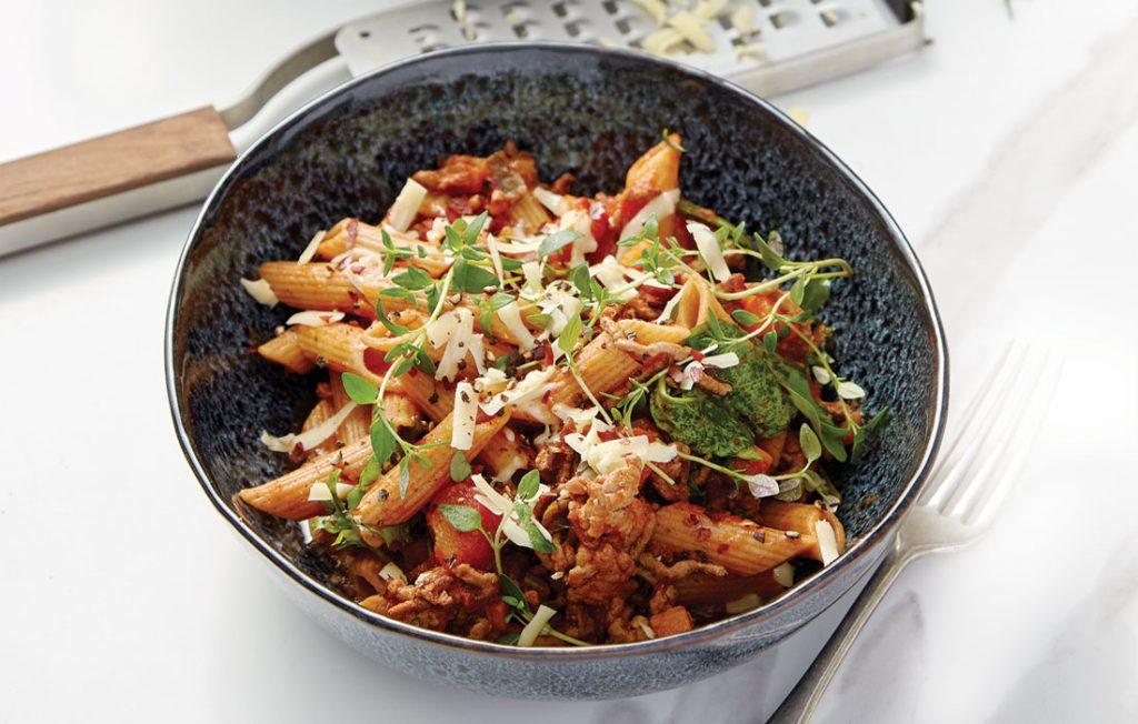 Lamb ragu – quick, easy and delicious