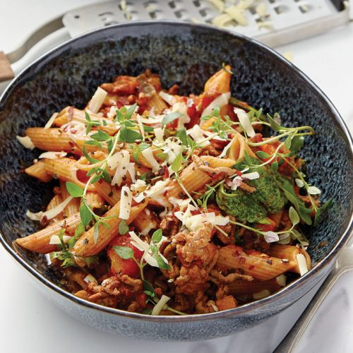 Lamb ragu – quick, easy and delicious