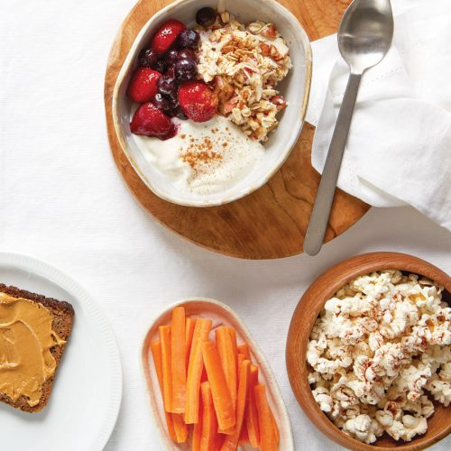 A day of whole grains