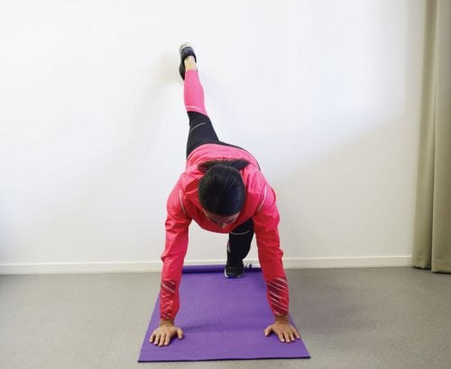 Kick-start: Visual guide to body weight exercises