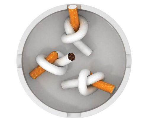 Smokers' hearts take time to heal