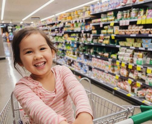 Supermarket and pantry staple guide
