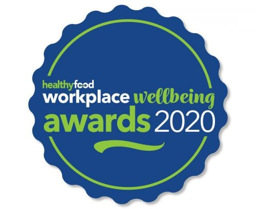 Workplace Wellbeing Awards logo